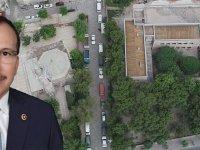 Akhisar'da tarihi mekanlar dönüşüyor