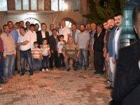 Ak Partili Mehmet Ali Özkan Alaşehir ve Sarıgöl'de