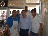 AK Parti Manisa milletvekili adayı Özkan, Gölmarmaralılarla buluştu