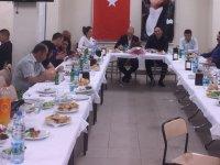 Hâkim ve Savcılar, ceza infaz kurumları personeli ile iftar yemeğinde bir araya geldi