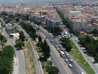 Akhisar'da Haziran ayında sıcaklık rekoru kırıldı
