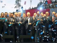 Milletvekili Uğur Aydemir; bir rüya daha gerçek oldu, Sabuncubeli tüneli açıldı