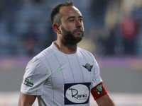 Olcan Adın, Akhisarspor'dan ayrıldığını açıkladı