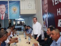 AK Parti Manisa Milletvekili Uğur Aydemir, Gölmarmaralılarla buluştu