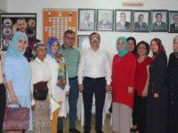 AK Parti Manisa Milletvekili Uğur Aydemir, Ahmet ve Salihli ilçelerini ziyaret etti