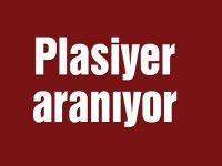 Plasiyer aranıyor