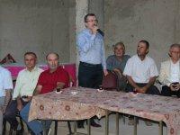 Milletvekili Uğur Aydemir; Büyük ve güçlü Türkiye bırakmak için çalışmaya devam
