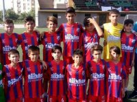 U12 Liginde Akhisar Yıldırımspor yarı finale yükseldi