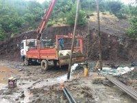 Hanpaşa'da 3 buçuk litre verime sahip su elde edildi