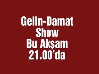 Akhisar Berberler ve Kuaförler odasından Gelin – Damat Show