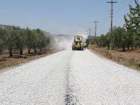 Zeytinlibağ Mahallesine asfalt hizmeti