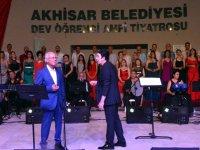 Akhisar Musiki Derneğinin Yaz Konserine ilgi yoğun oldu