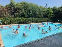 Ege Yüzme Akademi'de ilk tur tamamlandı
