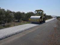 Mecidiye Mahallesine asfalt hizmeti
