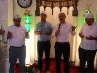 Akhisar'da 15 Temmuz şehitleri anısına mevlit okutuldu
