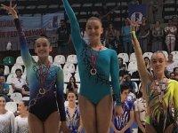 Büyükşehir'in Cimnastik Takımı Bursa'da Türkiye Şampiyonu Oldu