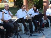 Akhisar Din Görevliler Derneğinden 15 Temmuz şehitleri anısına musiki sunumu ve lokma hayrı