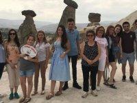 Aybek Turizm bu hafta sonu 2 farklı rotada keşifteydi