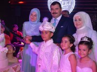 Mehmet Enes erkekliğe ilk adımı attı
