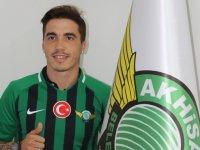 Akhisar Belediyespor'da Josue ile 2 yıllık sözleşme imzaladı