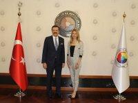 ATSO Meclis Başkanı Sakarya; Türkiye'nin kadın girişimcilere ihtiyacı var