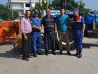 Akhisar'da jandarma dolandırıcılara geçit vermedi