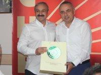 ATSO'dan Bakırlıoğlu'na ziyaret