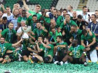 Süper Kupa'da Akhisar Belediyespor'un oldu