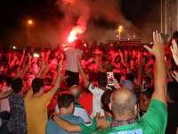 Akhisar'da Süper Kupa coşkusu
