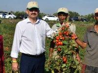 Tarım ve Orman Bakanı Akhisar'da tarım işçileri ile buluştu