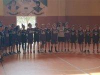 Akhisargücü SK basketbol takımı, yeni sezona hazırlanıyor