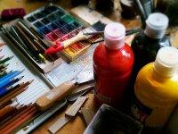 Boya Kalemleri İle Hobi Çalışmalarınıza Renk Katın