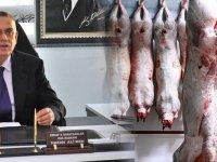 Kurban etlerini naylon poşetlerde istiflemeyin uyarısı