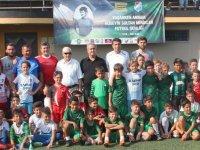 Hüseyin Sultan Miniklere Futbol turnuvası U9 şampiyonu Murat Germen SK oldu