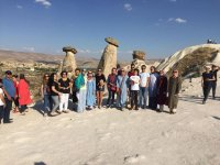Aybek Turizm, rüya şehir Kapadokya'dan döndü