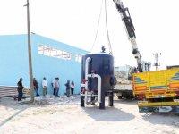 Süleymanlı'da günde 960 ton içme suyu arıtılacak