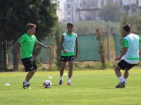 Akhisarspor, Ankaragücü maçı hazırlıklarına tekrar başladı