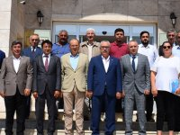 CHP Manisa Milletvekili Bakırlıoğlu, Aksaray'a çıkarma yaptı