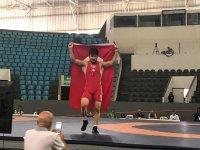 Akhisarlı Ali Cengiz, yine dünya şampiyonu oldu