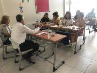 Özel Deniz Kişisel Gelişim Kursu, öğretmenler kurulu toplantısı yapıldı