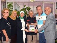 Akhisar Spor Adamları Derneği, Akhisar Haber'i ziyaret etti