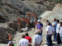 Akhisar'a 2 baraj birden