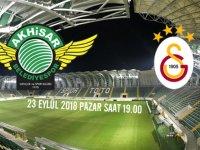 Akhisarspor, Galatasaray maçı biletleri satışa çıkıyor
