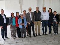 Belediye Başkanı Salih Hızlı'dan Yatağan ve Zeytinliova Mahallelerine ziyaret