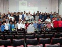 Ege Veteranları Futbol Federasyonu fikstür çekimi yapıldı