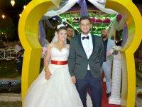 Emine ile Muttalip'in mutlu günü