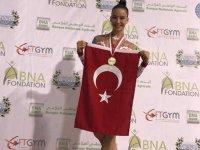 Ayşe Begüm Onbaşı'dan Tunus'ta Altın Madalya