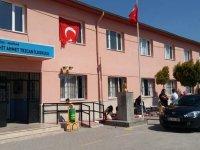 Şehit Ahmet Tezcan ilkokulda lokma hayrı yapıldı