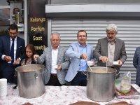 Akhisar AK Parti'den aşure hayrı