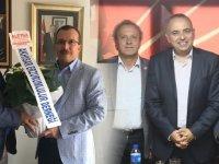 Erzurumlular, Akhisarlı Milletvekillerini ziyaret etti